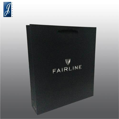 Customized medium shopping bag for FAIRLINE