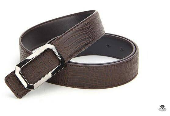 Real leather China Leather Belts