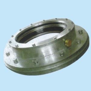 Marine WTDM rudder pintle sealing apparatus for ship