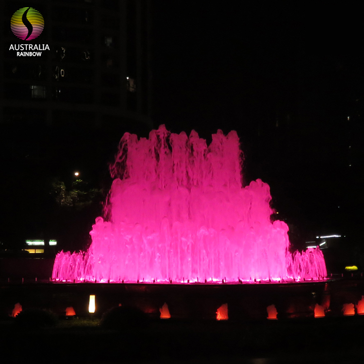 China Factory Offer Professional Musical Fountain Design and Construction