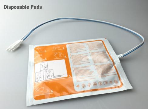 Disposable Pad for meditech Defibrillator