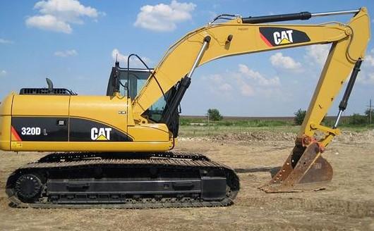 Used Excavator,High Quality,CAT 320DL