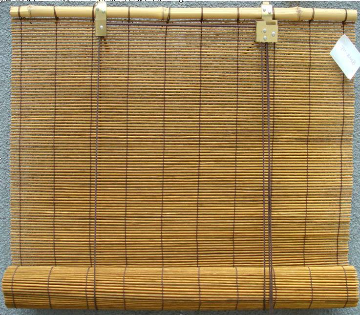 carbonized bamboo curtain final