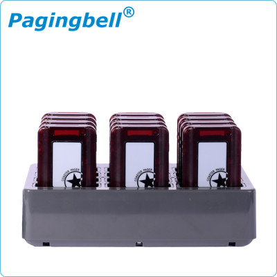 Pagingbell Guest paging system coaster pager