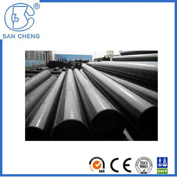 304 316 Stainless Steel Carbon Steel Precision Seamless A106 Hot Rolled Steel Pipe And Tubes