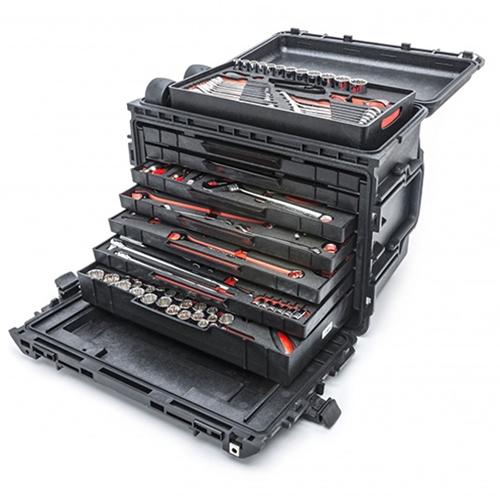 GearWrench 220 Piece General Mechanics Tool Kit in Pelican Box GWSGMTK2
