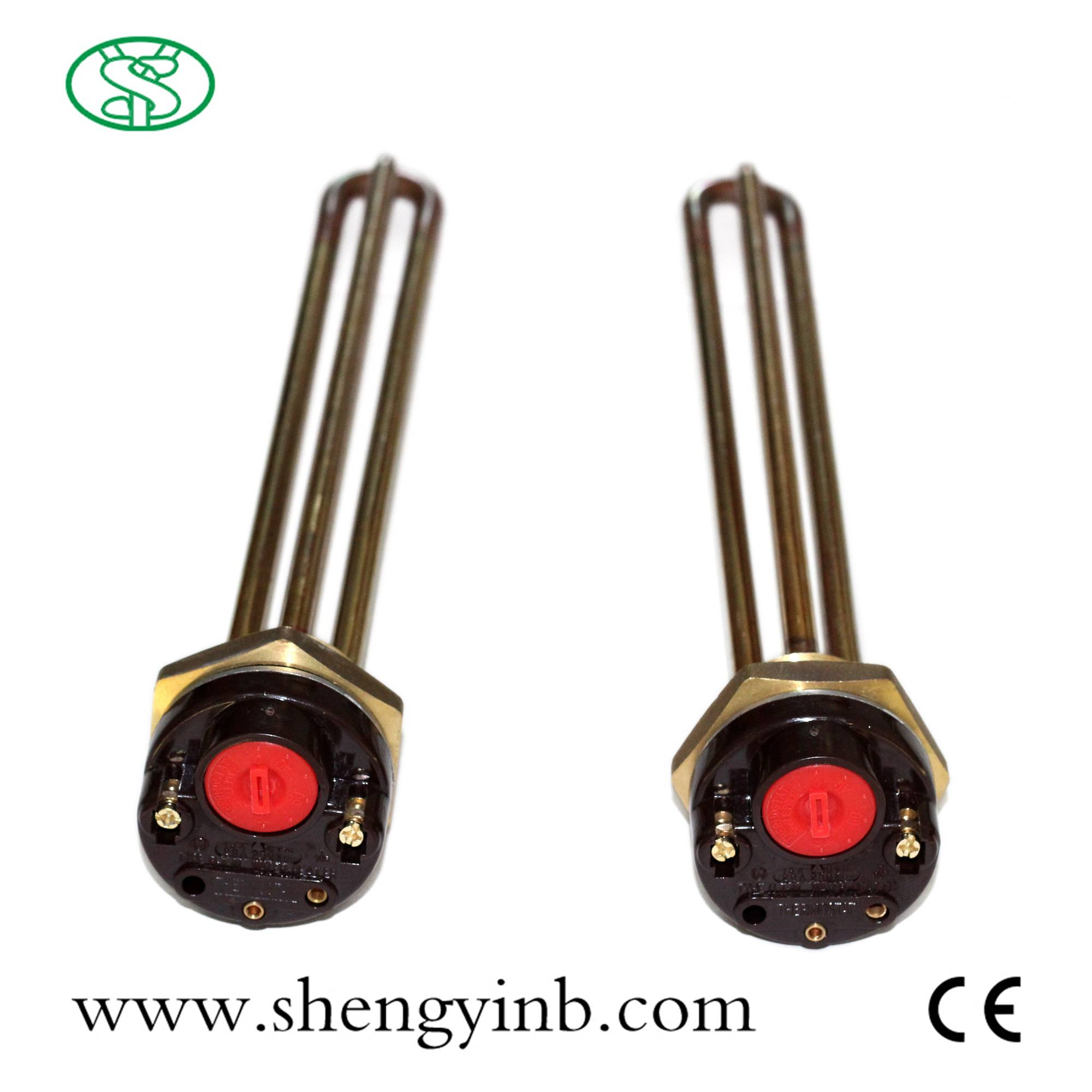 Electric Water Heating Element with Thermostat (SY06-30UT)
