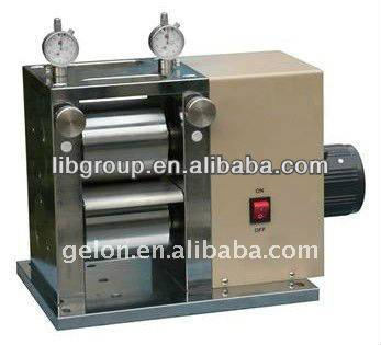 Lithium battery small rolling machine for laboratory