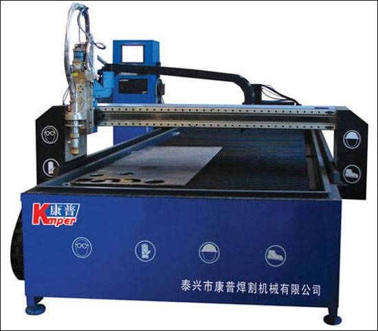 CNC table type (bench) cutting machine
