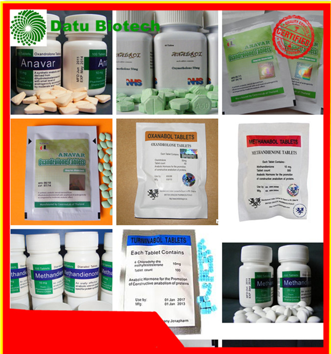 Dbol Dianabol Methandienone Tablets D-bol 10mg 100 Tablets for Muscle Bulking Cycle