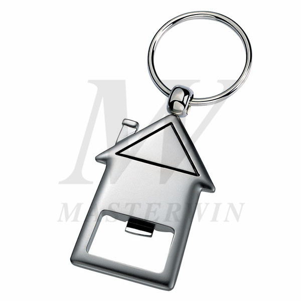 Metal Keyholder with Bottle Opener