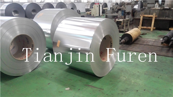 furen 0.16mm thickness 874 width T3 hardness tinplate