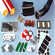 DIE CUTTING PRODUCTS WITH TAPES
