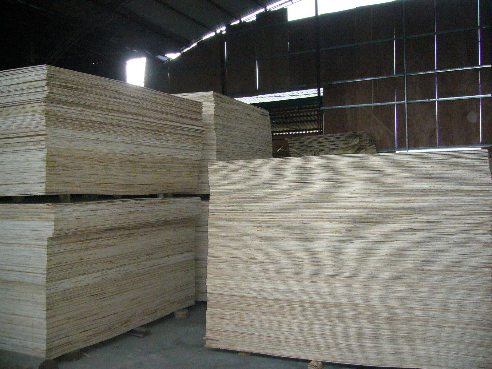 Vietnam Packing Plywood High Qualiy