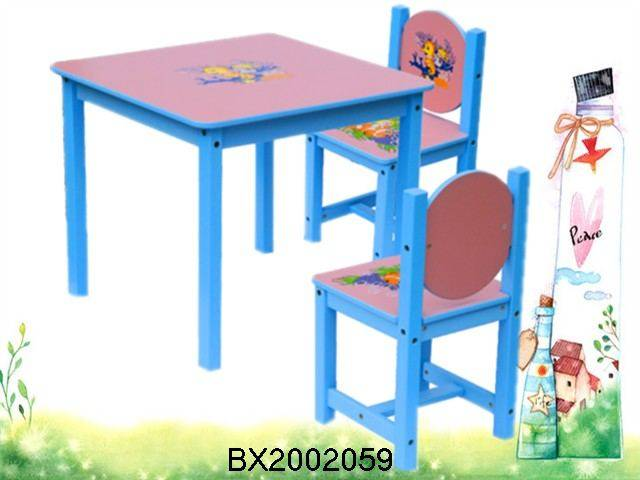 Student Desk and Chair, Childen Desk and Chair