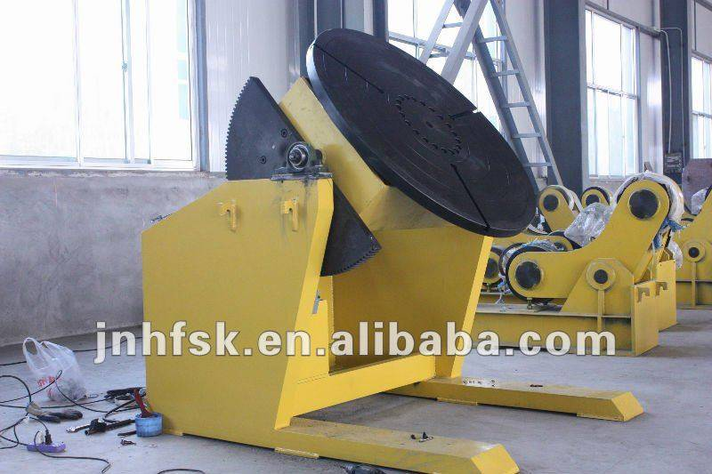 automatic welding positioner turntable