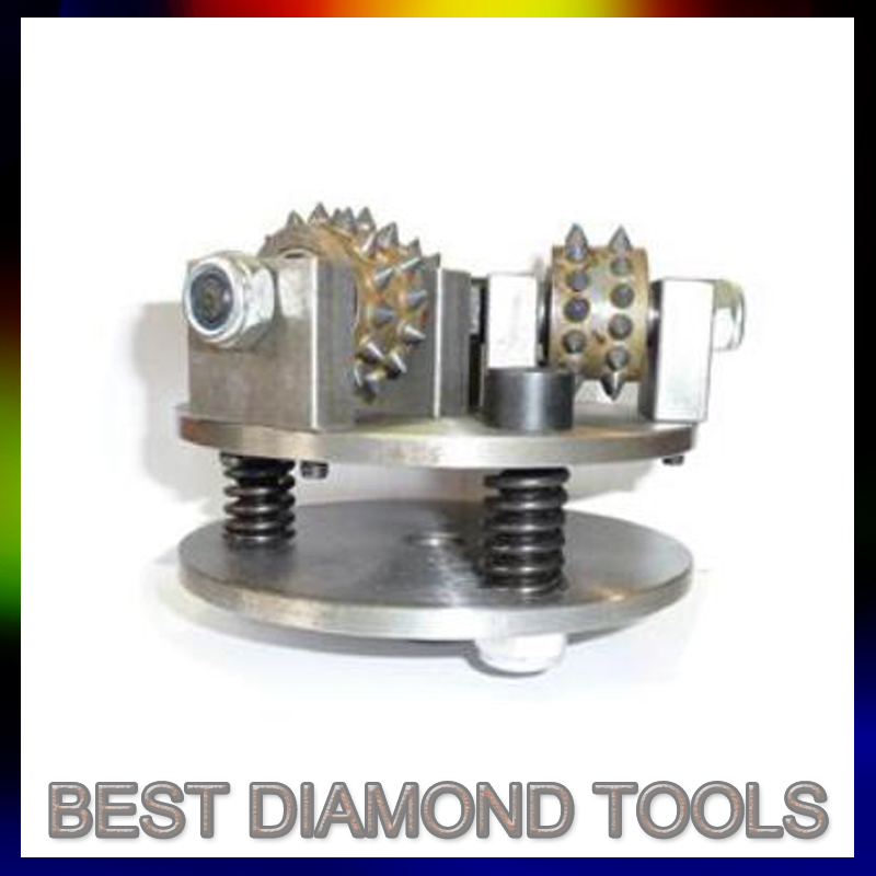 Diamond Bush Hammer Tooling