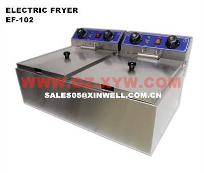 Electric Fryer EF-102 for Cooking Equipment