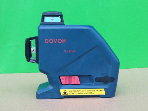 Dovoh Laser Leveling Dll3-360 Classic 12 Lines