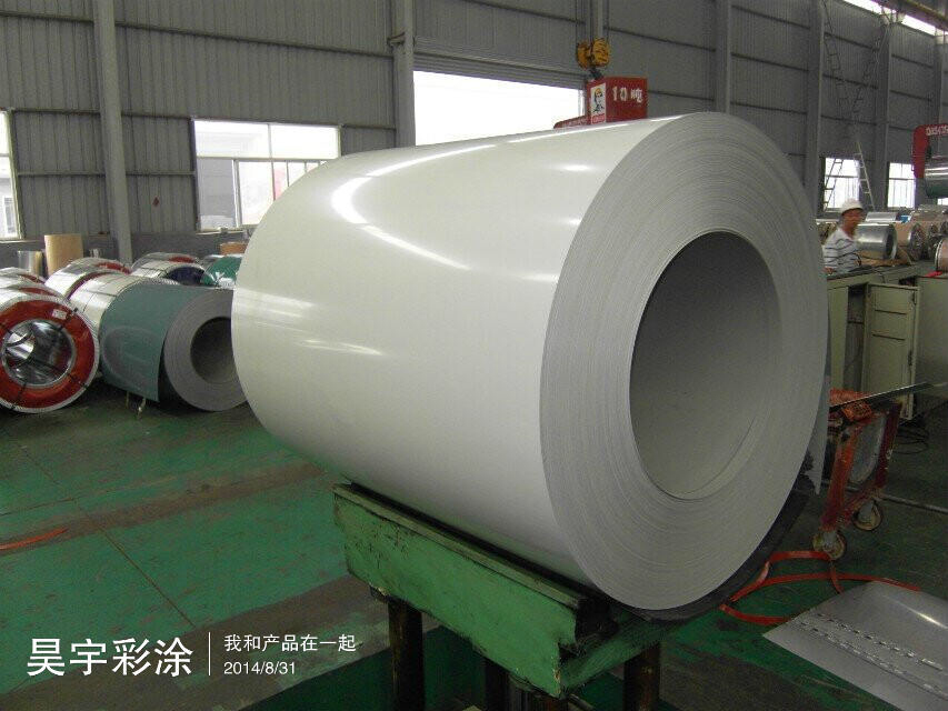 Color coated steel coil ppgl sheet China factory