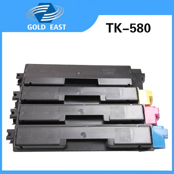 Hot selling compatible Kyocera toner TK-580