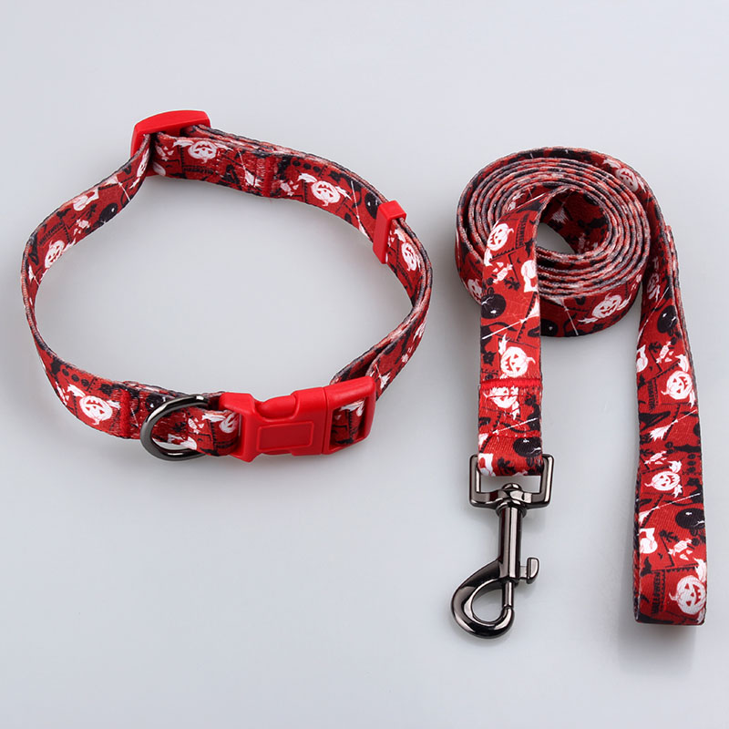 Personalized custom dog collars leashes no minimum order