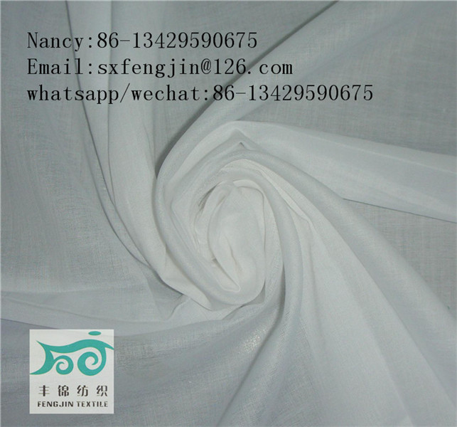 100% rayon viscose fabric R30x30 68x68 for shirt/dress