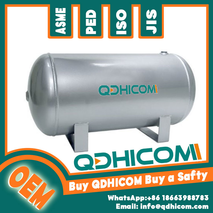 New design high quality air storage tank for screw air compressor