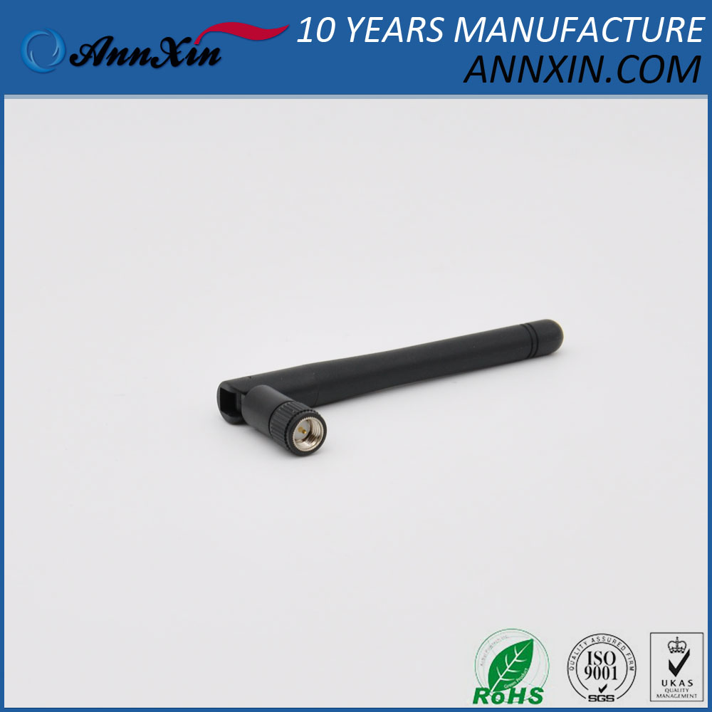 3G GSM Omnidirectional Antenna 2dBi with Flexible Joint SMA mal