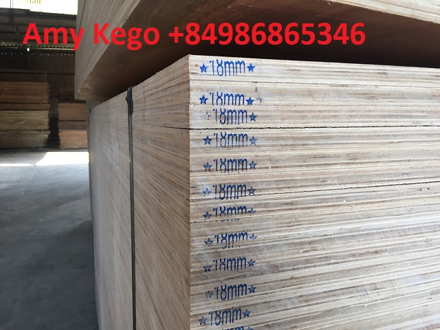 18mm AB Grade Plywood for Furniture