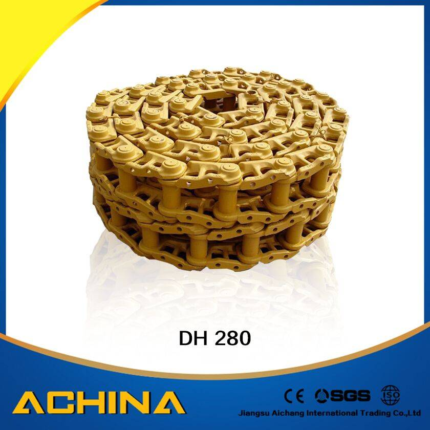 Bulldozer Undercarriage Parts D4E Track Chain for D4D Track Link