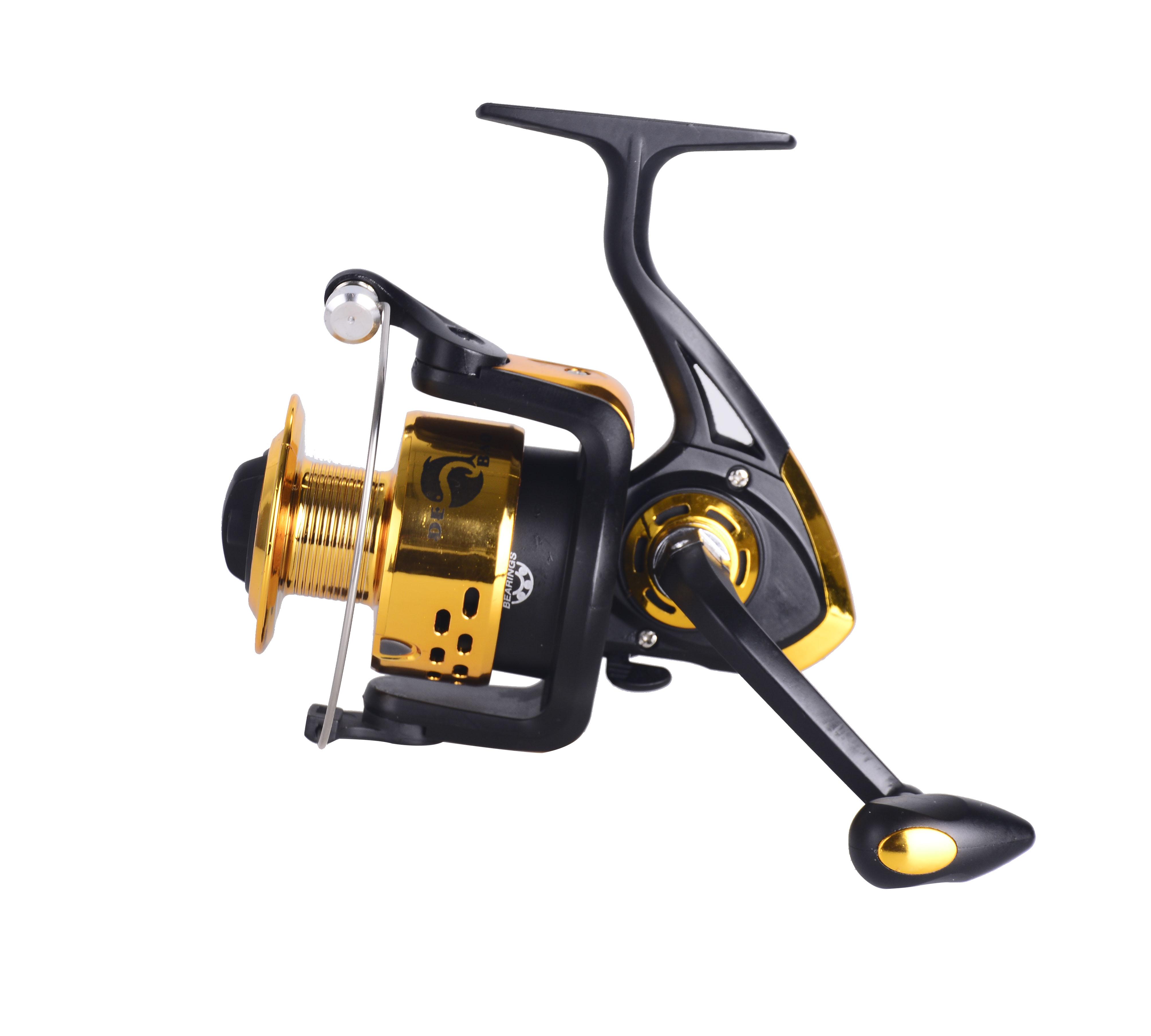 Modern Metal Cheap DS1000-7000 Spinning Fishing Reel