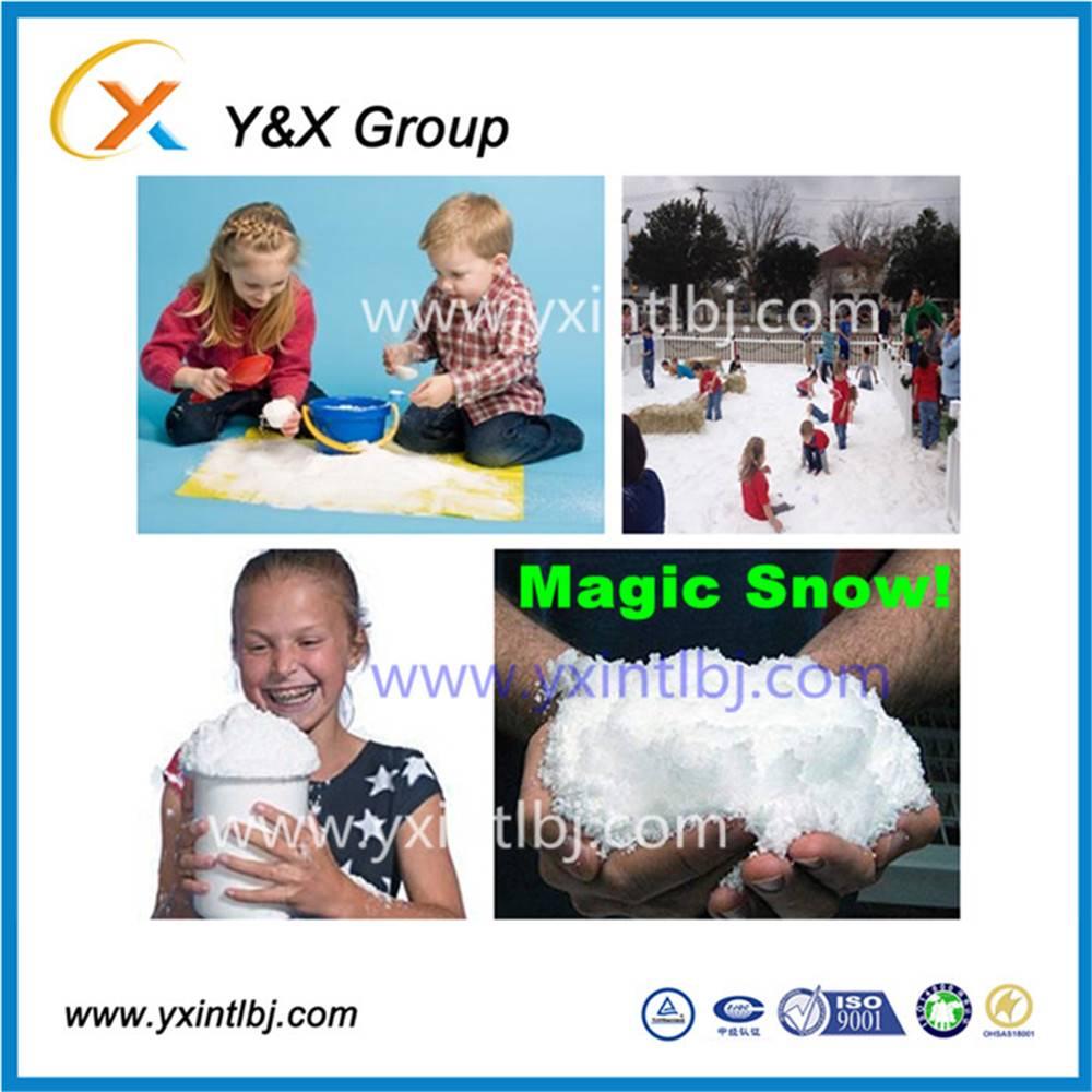 snow toys artificial magic instant fake snow