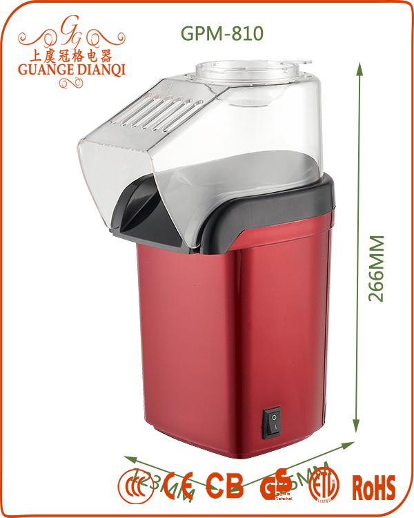 China Manufacturer 2017 Hot Selling Home Popcorn Machine Wholesale