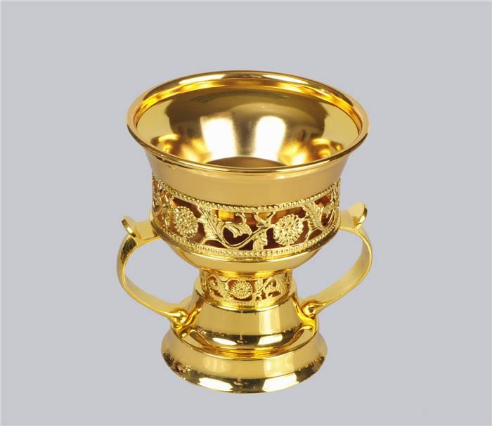 golden incense burner,incense stove