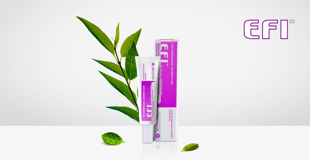 EFI™ RIBESKIN® EU EDT - Accelerates the natural regeneration process of skin cells.
