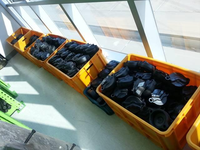 Rock Drill Spare Parts for COP1238, COP1838, COP1838HD