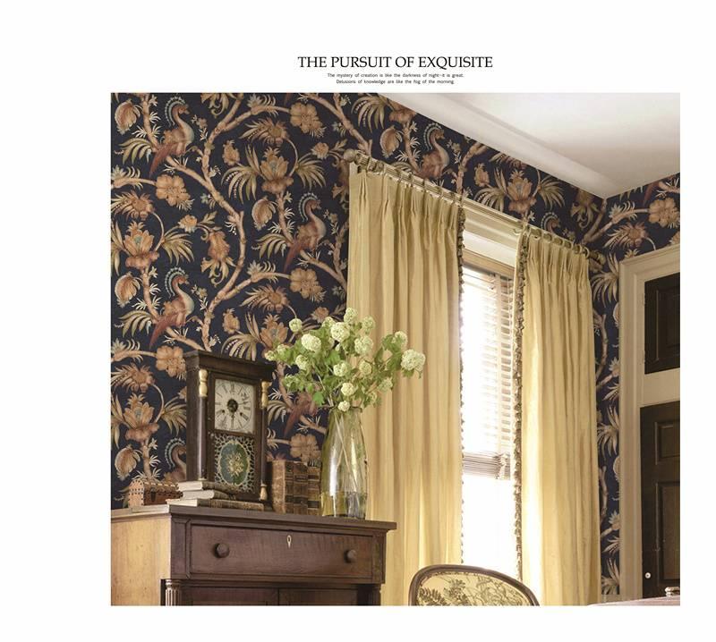 luxury pure paper wallpaper
