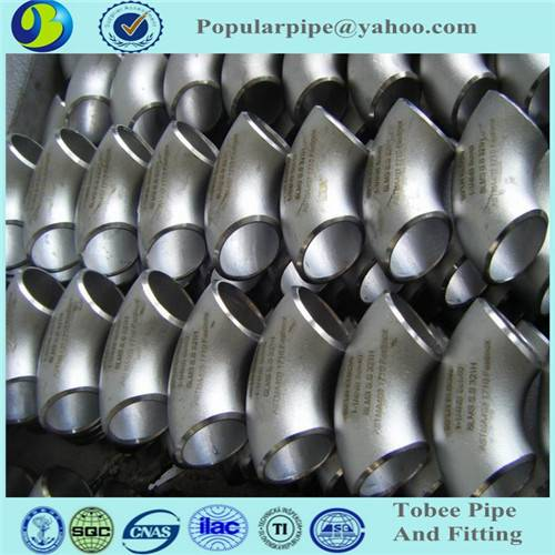 Hebei Stainless steel pipe fitting elbow price