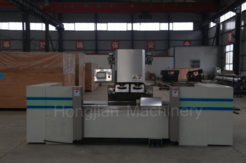 Double Heads Copper Grinding Machine for Rotogravure Cylinder Making