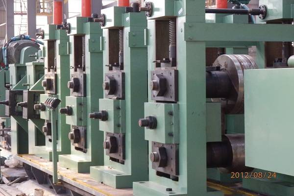 219 steel tube machinery