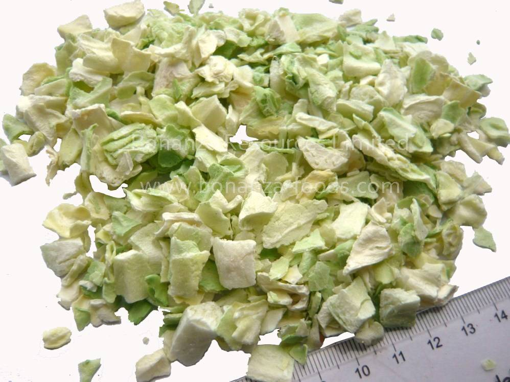 Freeze Dried Cabbage Flakes