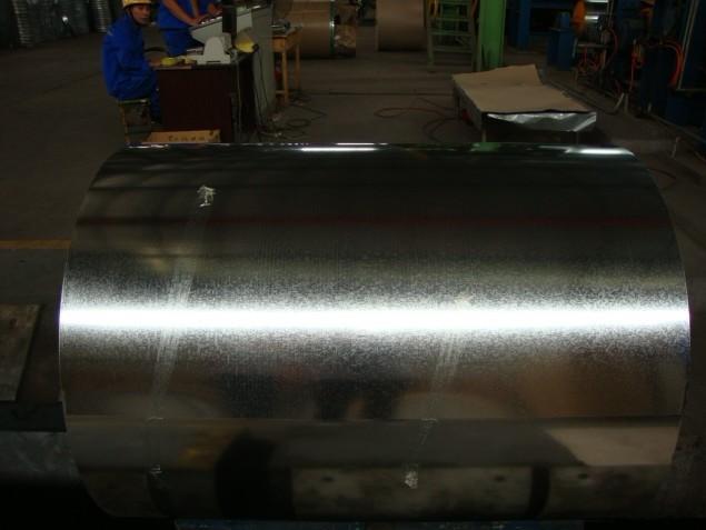 AZ180 galvalume steel coil