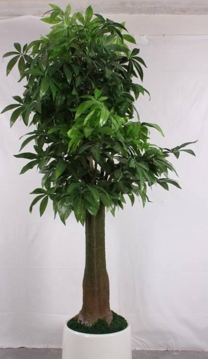 Artificial money tree for indoor&outdoor decoration