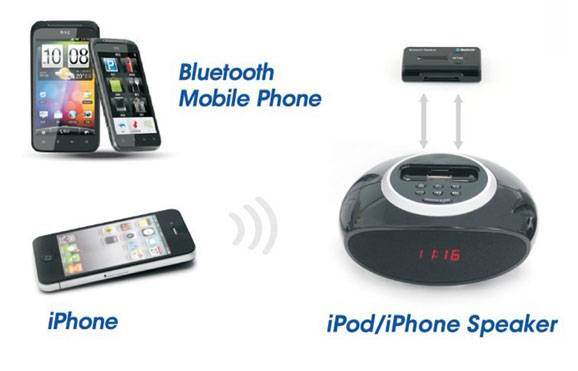 wireless mini bluetooth audio receiver with microphone