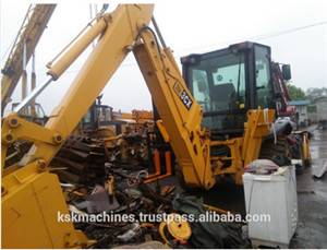 Used Excavator JCB 3CX