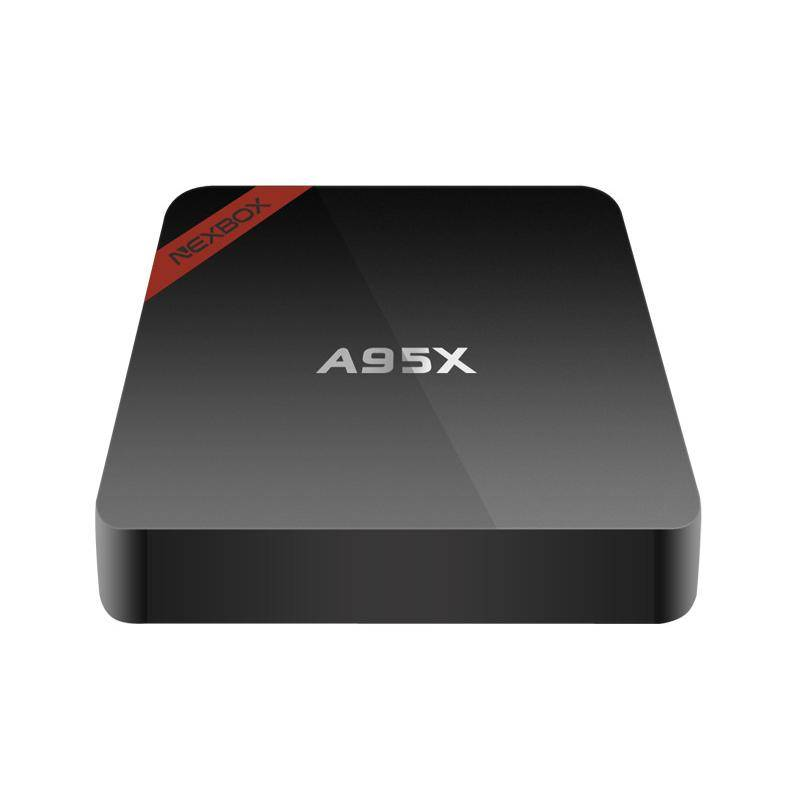A95X Nexbox TV Boxes Android 5.1 S905 Quad Core 64bits 1GB/8GB WiFi Smart Mini Set Top Box