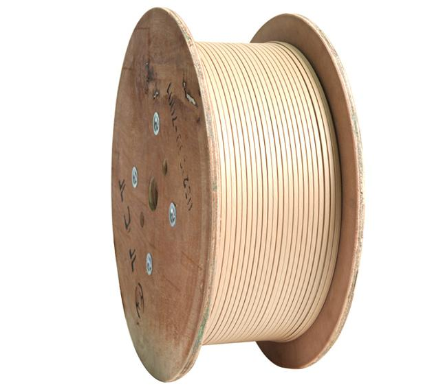 Paper Covered Rectangular copper wire