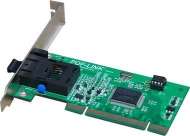 fiber NIC,100M fiber NIC,fiber network adaper