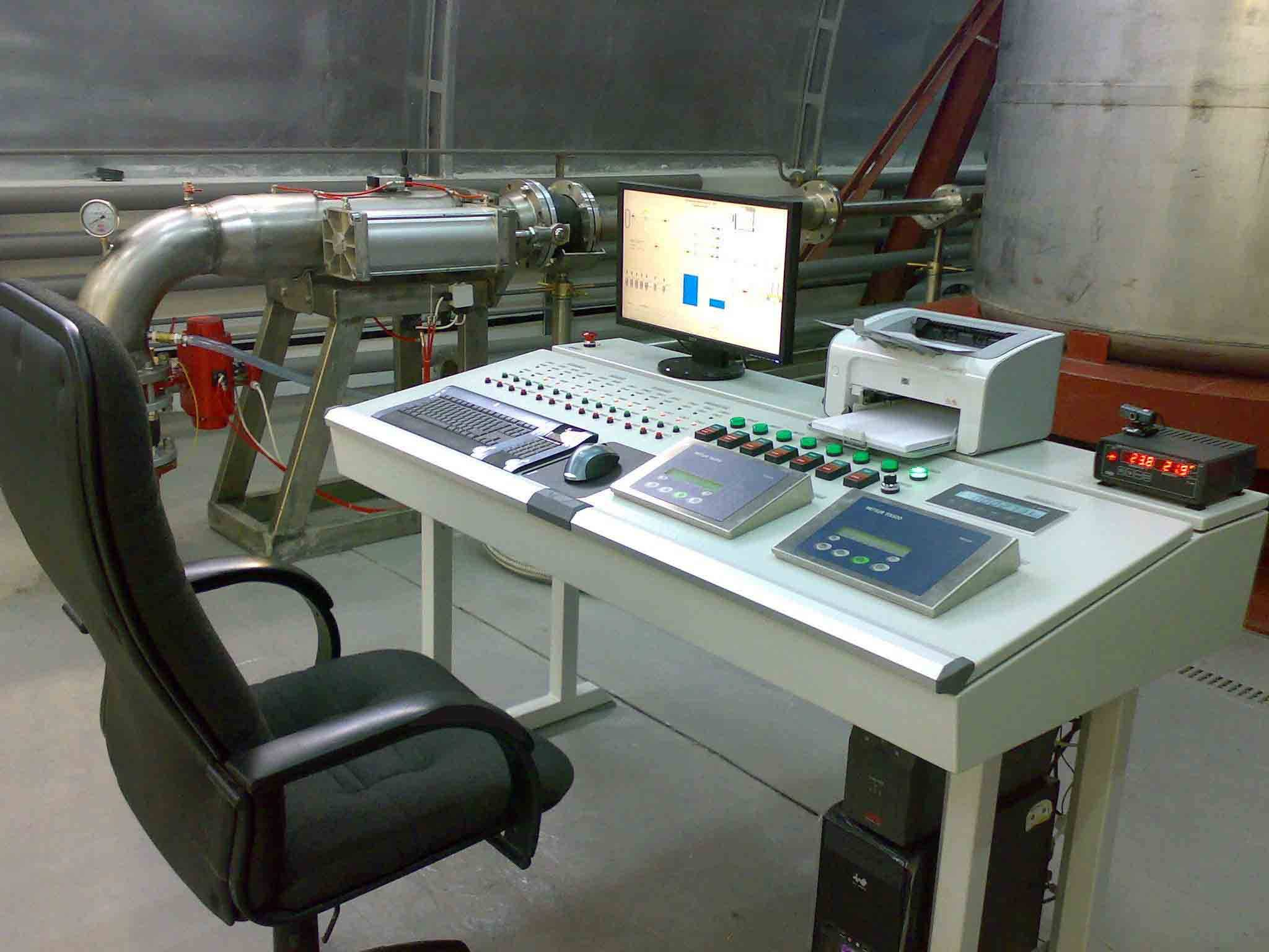 flow measuring systems